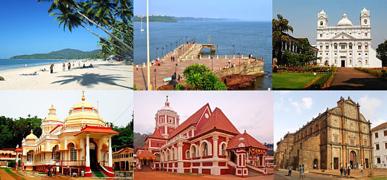 Goa is the perfect place to go on a Sightseeing