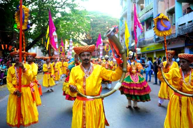 Dates for Shigmo Festival 2019 float parades