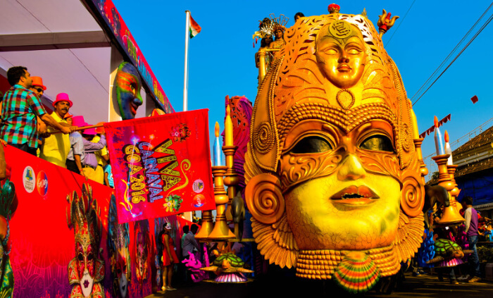 The Dates for the Carnival Float Parades 2019 in Goa