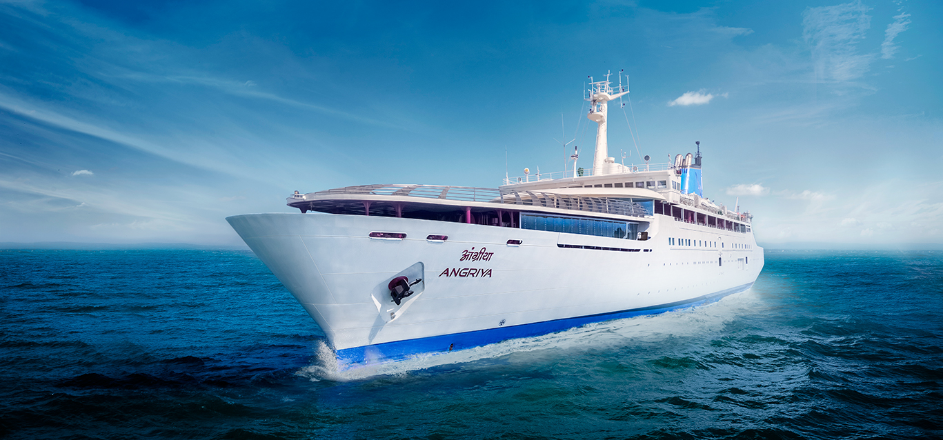 India's First Cruise Liner from Mumbai to Goa and Return