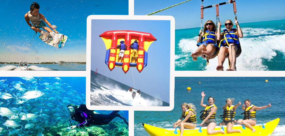 Exciting Goan water sports activities in Goa during monsoons