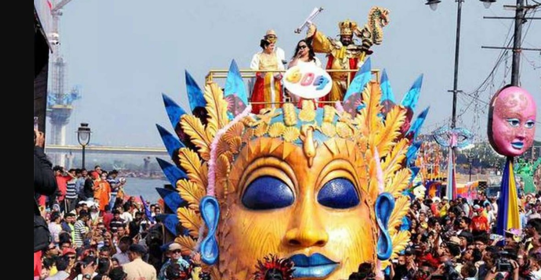 Goa Carnival Festival 2020 Celebrations