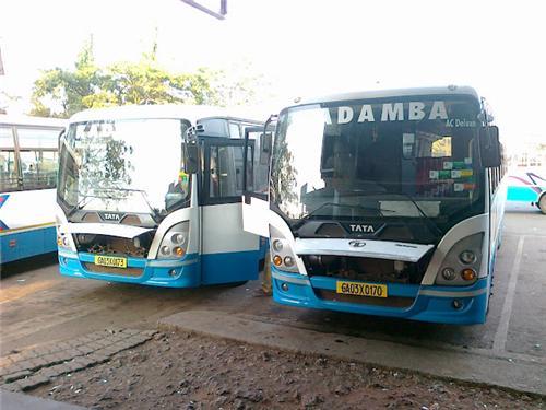 Local Transport in Goa